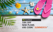 Hostnine Coupon Code